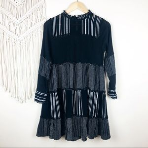 NWOT Zara • High Neck Shift Dress